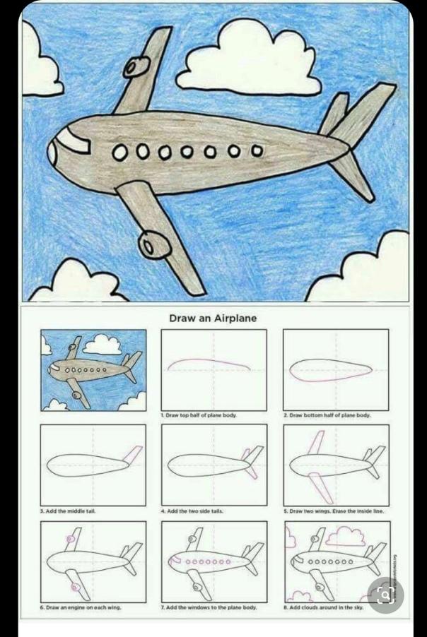 rita flygplan